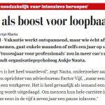 Telegraaf jul 2017 Nauta